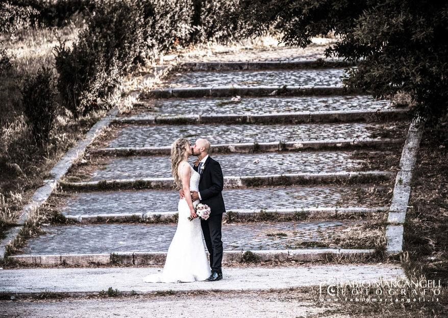 L'unicità del momento e dei suoi protagonisti nel reportage di nozze di Fabio Marcangeli
