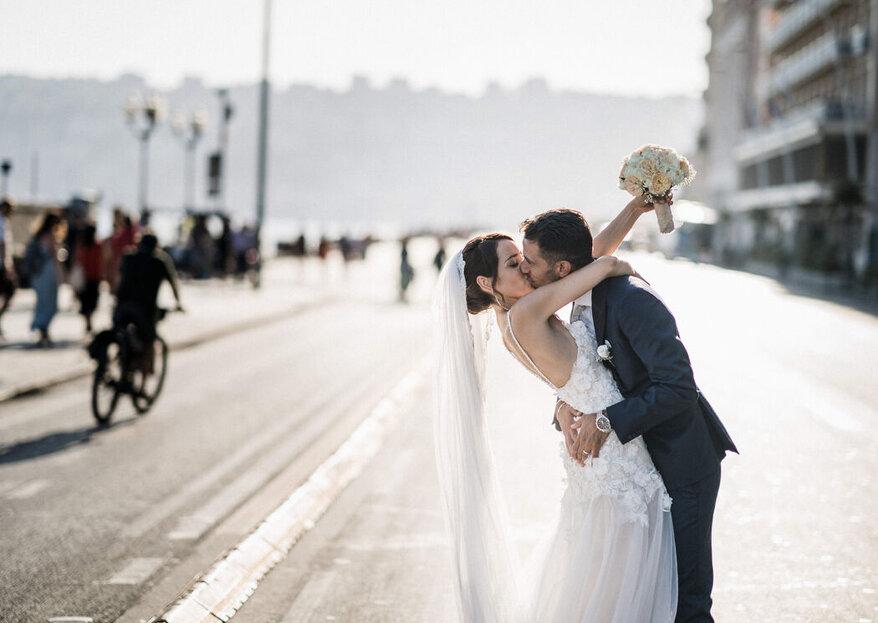 """Guardasole Photo: tradizione ed innovazione nella """"narrazione"""" delle tue nozze!"""
