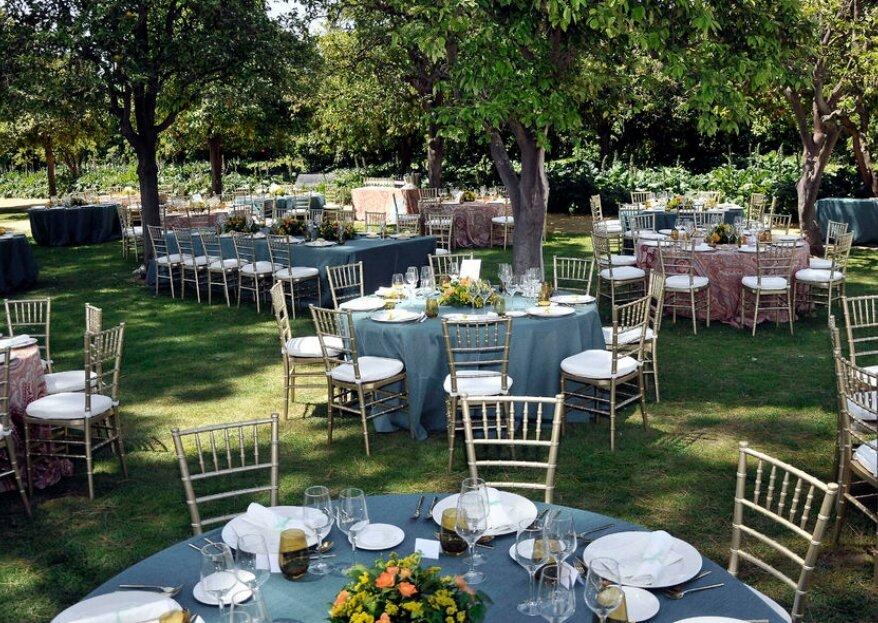 Celebra tu boda en Sevilla con La Raza Catering y La Raza Puerto Sevilla