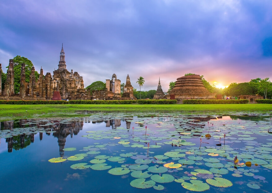 Luna de miel Tailandia: el viaje soñado por todos los novios