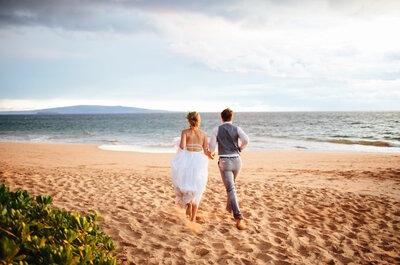 Los 11 tips más efectivos para que tu boda en la playa sea fantástica