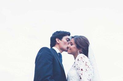 Un día sencillamente maravilloso: la boda de Loreto y Fernando