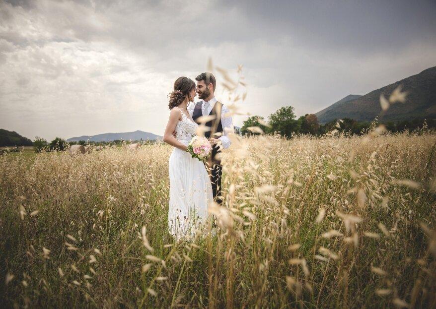 Location per matrimoni: aspetti imprescindibili da tenere in considerazione
