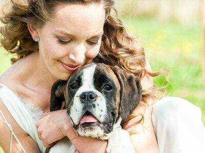 Huisdieren betrekken bij je bruiloft: wij geven 10 interessante redenen waarom!