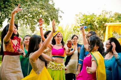 How to select Sangeet songs for your dance ceremony