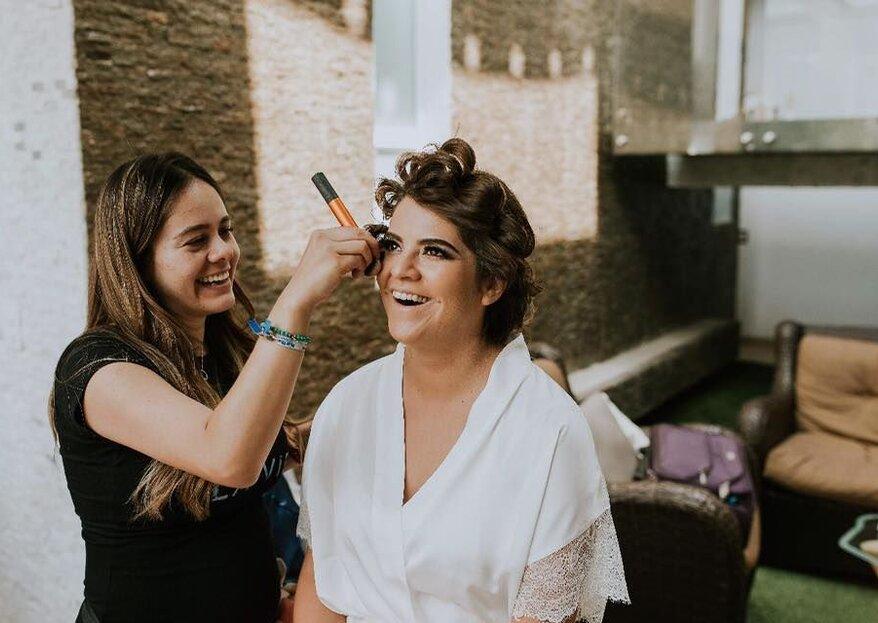 The Wedding Styling Mx: las expertas que te dejarán radiante para el día más esperado