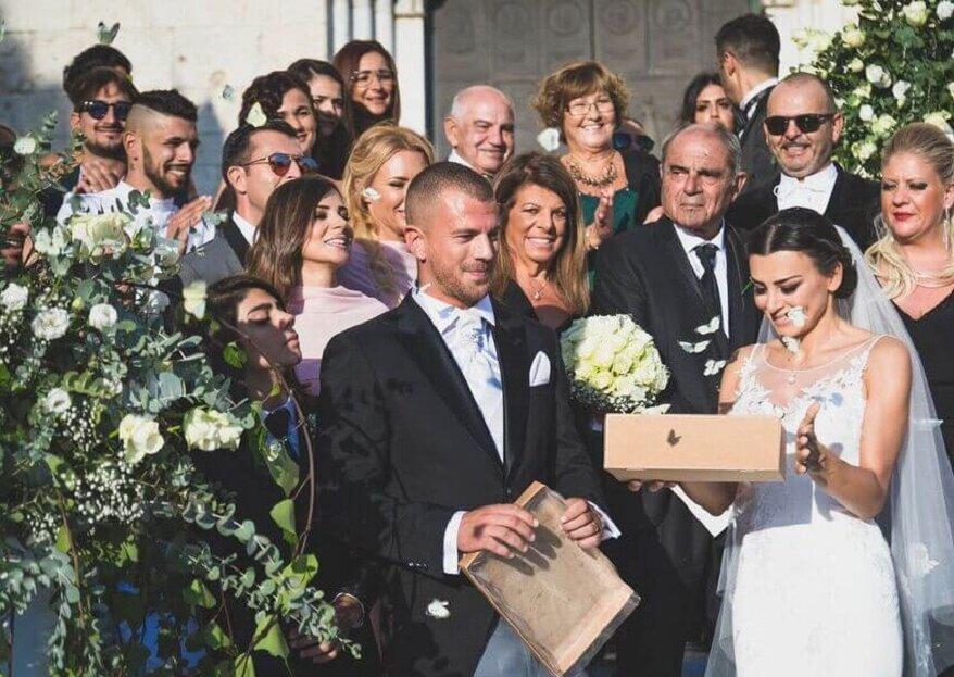 Papillons pour mariages : surprise et émerveillement garantis !