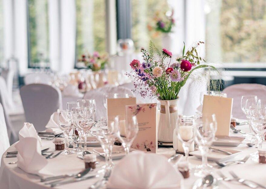 Von wegen langweilig und altmodisch – 5 Gründe, warum entspannte Brautpaare im Hotel feiern!