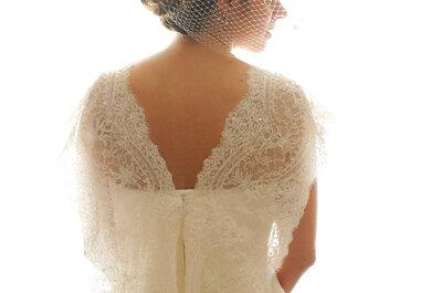 Atemberaubender Brautlook mit kleinem Budget? So stylen Sie sich günstig und unvergesslich!