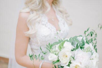 10 claves para hacerte sentir la novia más guapa del mundo