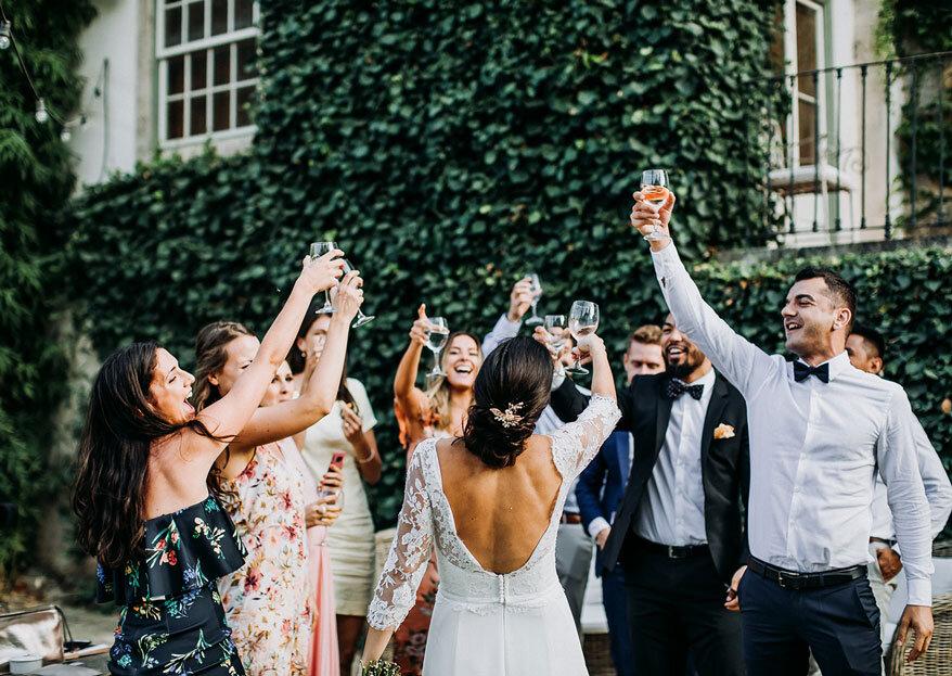 12 ideias super originais para um casamento de arrasar