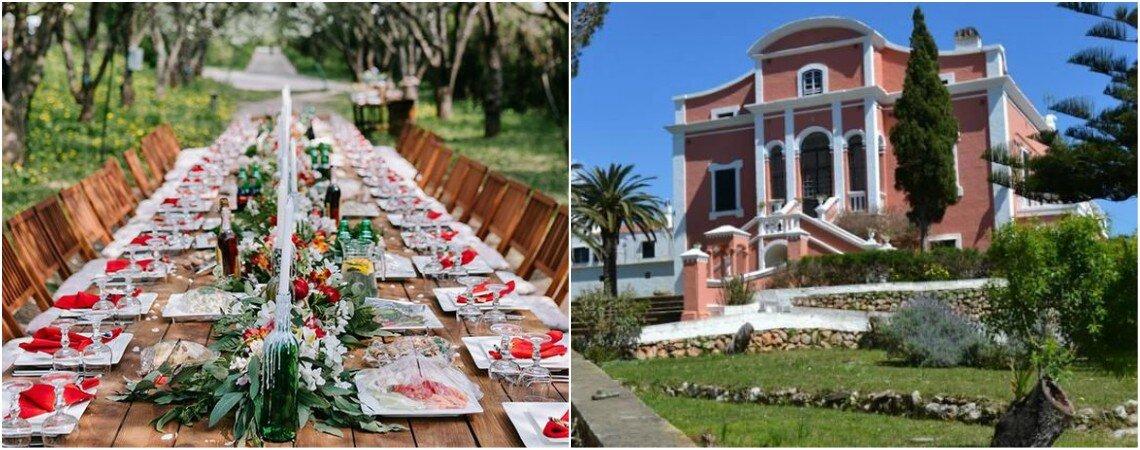 Los 8 mejores lugares para bodas en menorca - Sitios para bodas ...