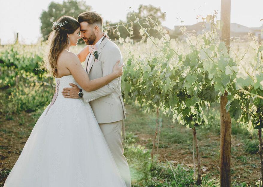 13 das Quintas para Casamentos em Setúbal que encantam os nossos noivos!