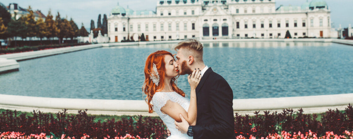 Ja-Wort in Österreich: Wir stellen Ihnen die 10 besten Locations für Ihre Hochzeit vor