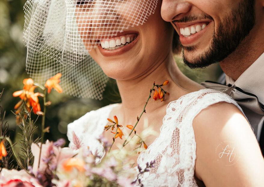 Todos os detalhes do seu casamento capturados pelas lentes dos melhores fotógrafos do mercado