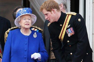 Sabías que... El Príncipe Harry le pidió permiso a la reina Isabel ¡para casarse con su novia!