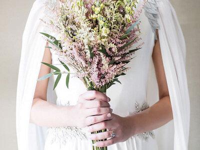 13 ramos de novia que todas las invitadas querrán recibir