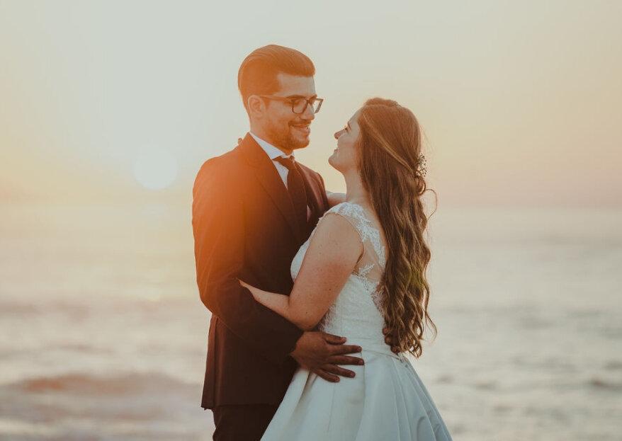 """A importância do """"feeling"""" entre os noivos e fotógrafo de casamento"""