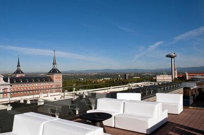 15 terrazas de Madrid para una primera cita, ¡triunfa!