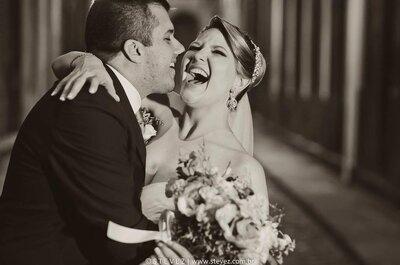 Casamento clássico de Isabella e João Carlos: um dia inesquecível de romance em tons de rosa!