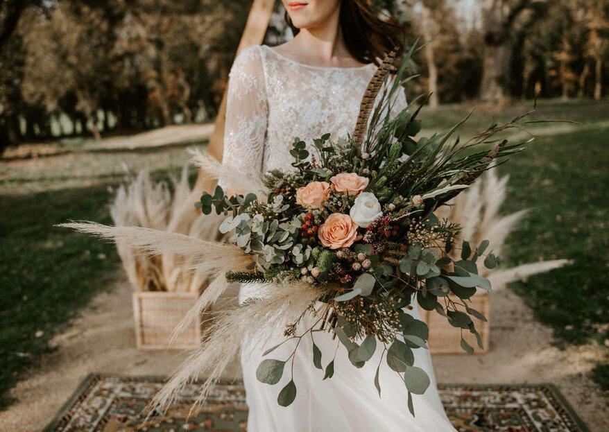 Die Hochzeitstrends für 2020 sollte jede Braut kennen!