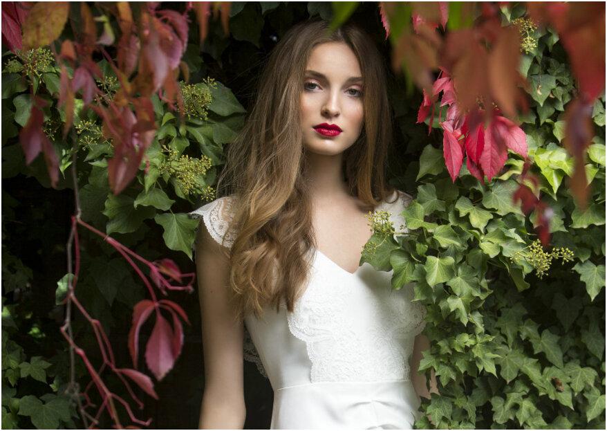 Con quién ir a la prueba del vestido de novia: descubre los errores más comunes