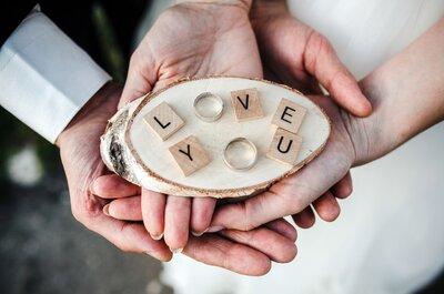 5 consejos para elegir tus anillos de matrimonio: Una inversión para toda la vida