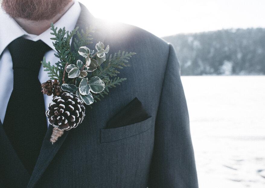 ¿Cómo decorar tu matrimonio en invierno?