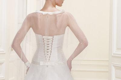 Vestidos de noiva sensacionais da Pronuptia 2015