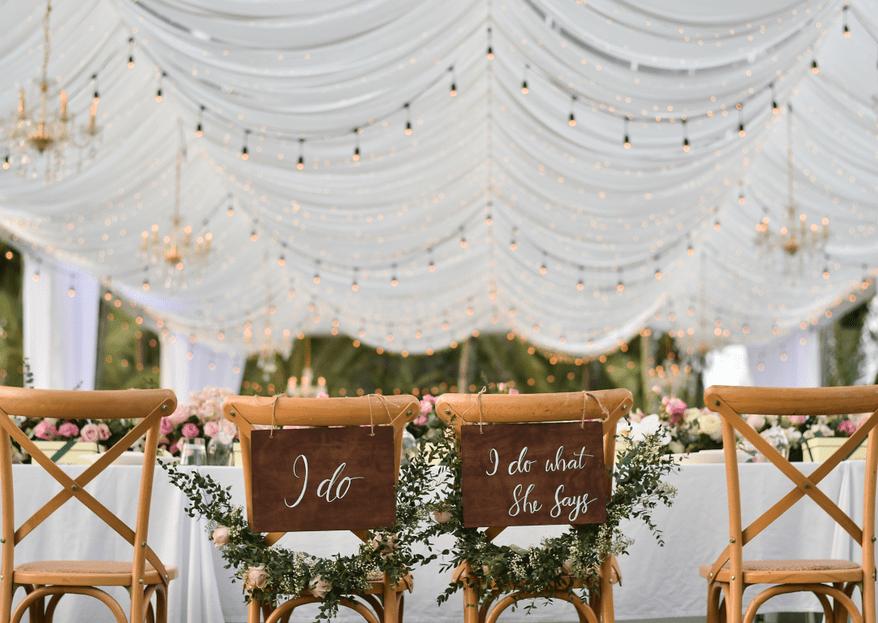 Traumhafte Hochzeitslocation - aber wie finde ich die passende Dekoration?