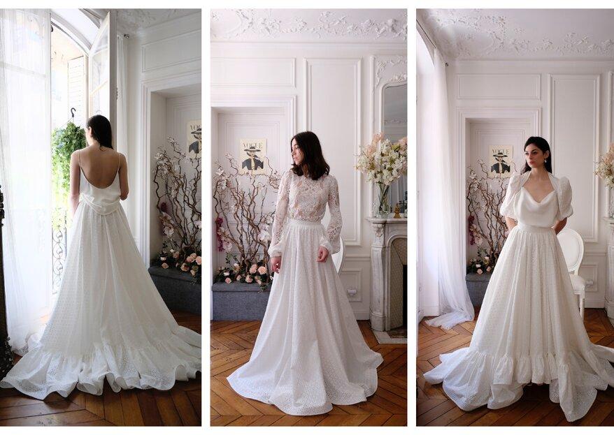 LK Paris Couture : une créatrice de robes sur mesure époustouflantes à découvrir sans plus attendre !
