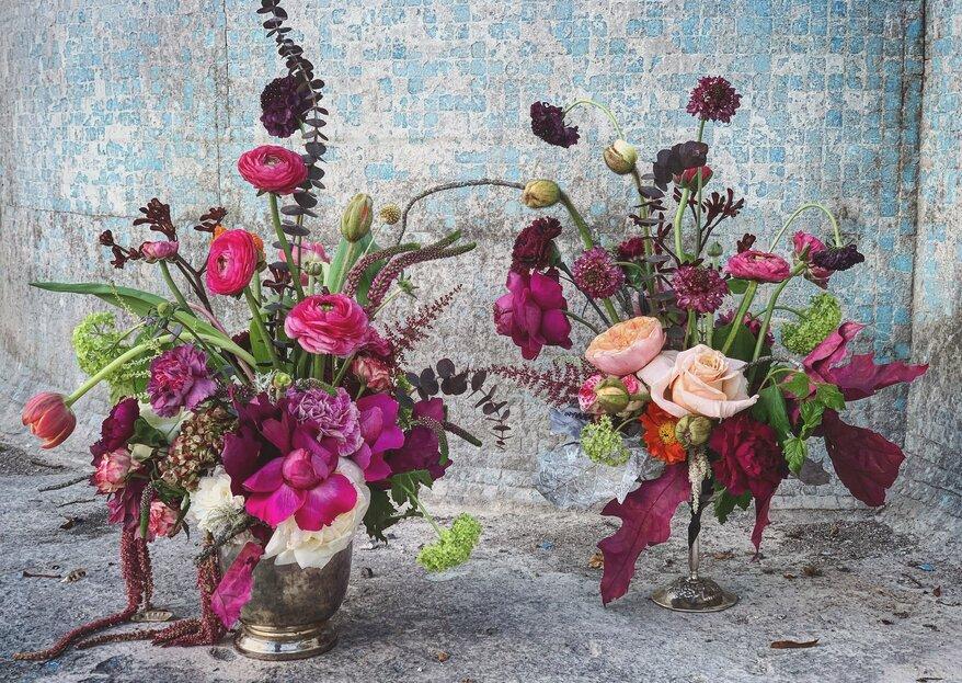 ¿Por qué las flores son las protagonistas de la boda? Mercedes Caro Arte Floral nos da la respuesta