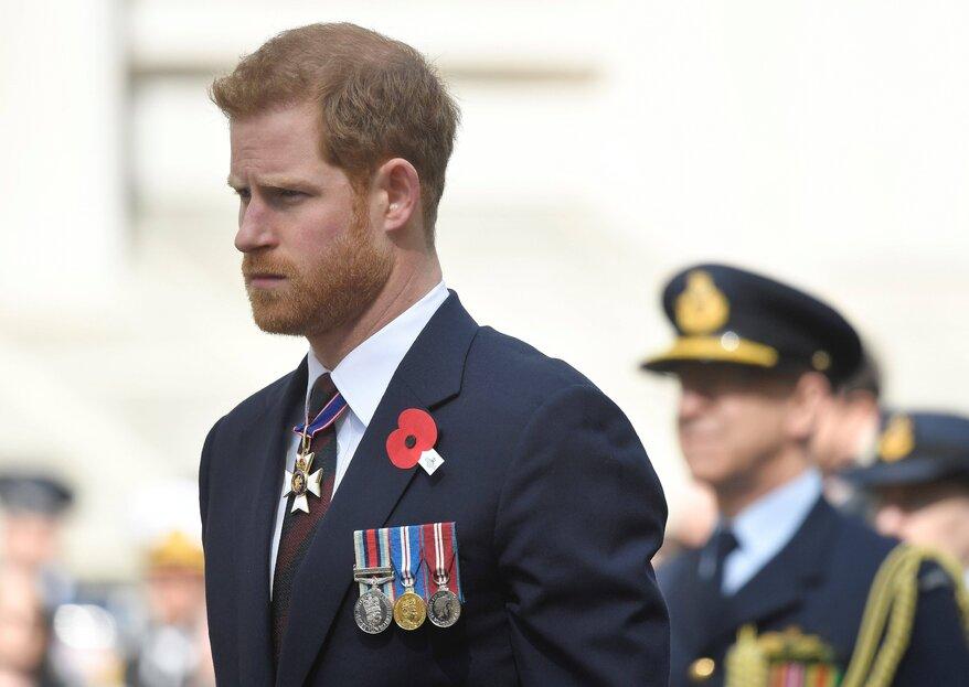 El príncipe Harry ha elegido a su Best Man ¿Será quien imaginamos?