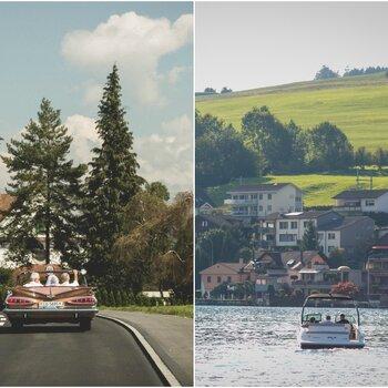 Descubra a maravilhosa paisagem da Suíça nesse divertido Real Wedding!