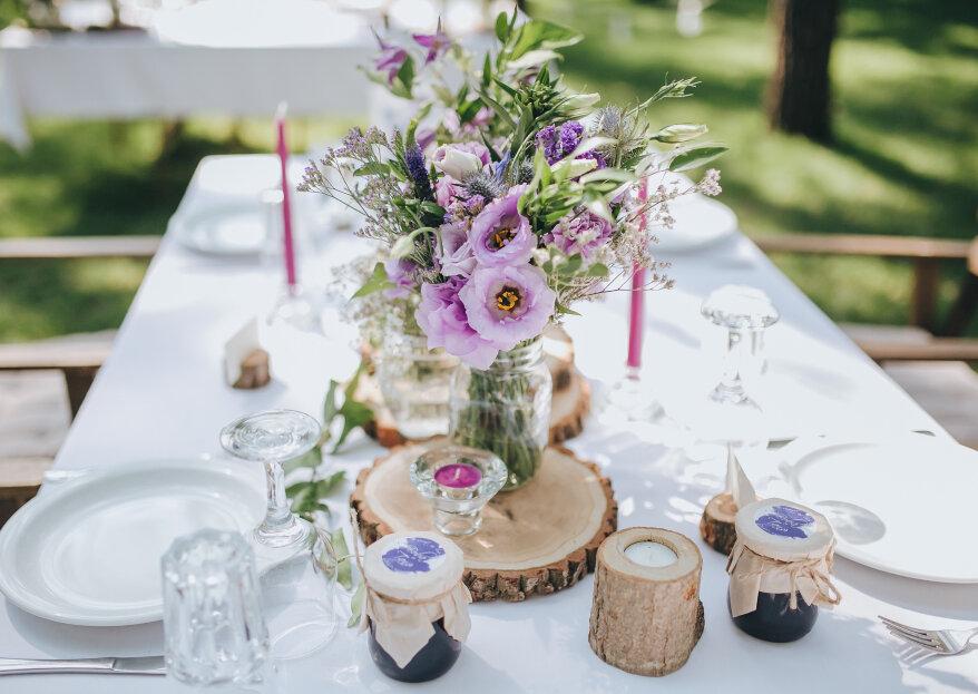 ¿Cómo decorar tu matrimonio en otoño?