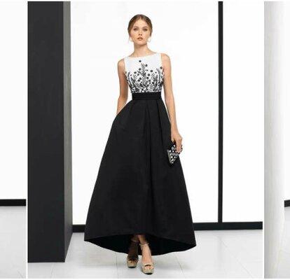 vente au royaume uni magasiner pour les plus récents meilleure vente Robes de soirée Rosa Clará 2018 : tendances invitées