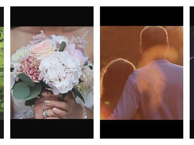 L'amour n'a pas de frontières : découvrez le mariage très poétique d'Alex et Kasia, deux amoureux franco-polonais