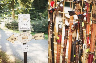 Wesele i ślub w stylu alpejskim...w górskim miasteczku w Polsce! Nie przegap!
