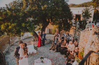 Cómo evitar que el calor arruine tu boda