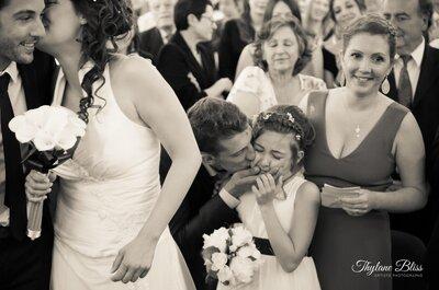 10 signes que vous avez trouvé le photographe de mariage parfait