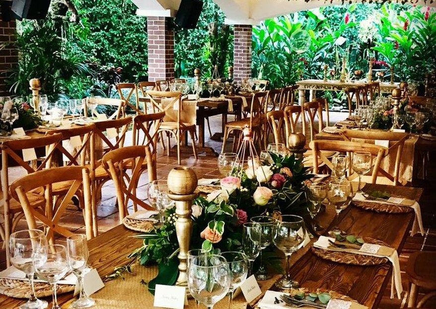 Cinco motivos para hospedar a los invitados a tu boda en la Hacienda Las Palmas