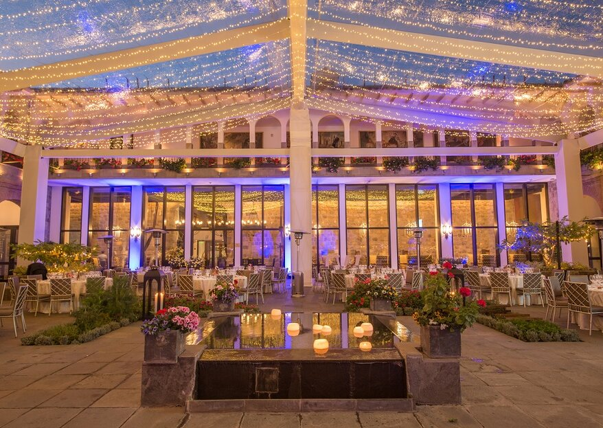 JW Marriott El Convento Hotel Cusco: lujo clásico colonial para tu matrimonio