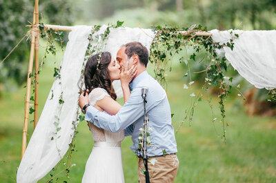 Hochzeitsdetails für eine Traumhochzeit 2016: Das sind unsere Favoriten!