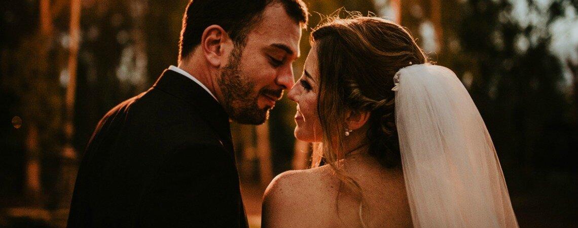 """""""Mi gran boda sarda"""": il matrimonio italo-spagnolo di Laura e Carlo"""