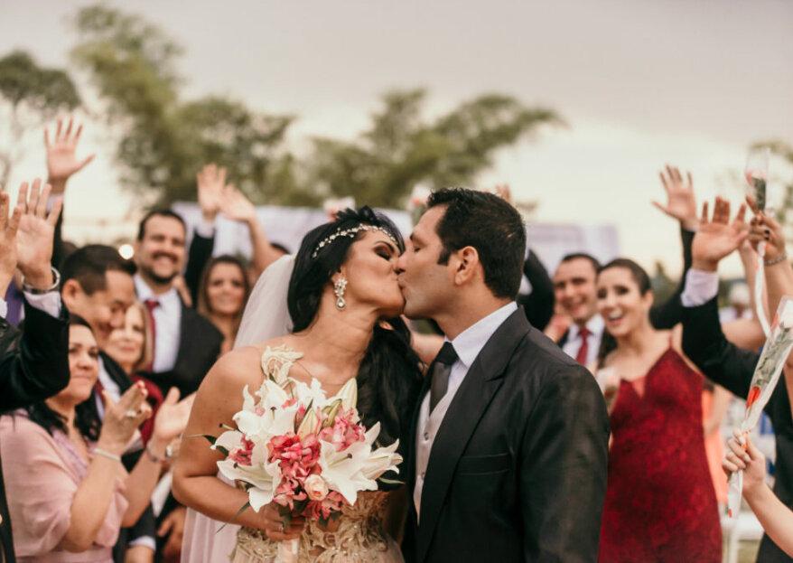 O fotógrafoGustavo Barbosa conta tudo sobre aimportância da conexão do fotógrafo com o casal. Uma relação de confiança!