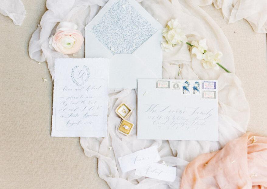 Cómo elegir los partes de matrimonio. ¡Toma nota para escoger las invitaciones de boda más exitosas!
