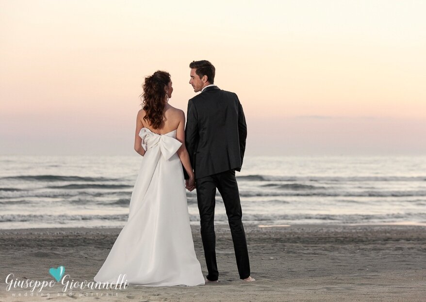 To get her Spose, l'atelier pronto a vestirti di made in Italy con stile e dettagli su misura!