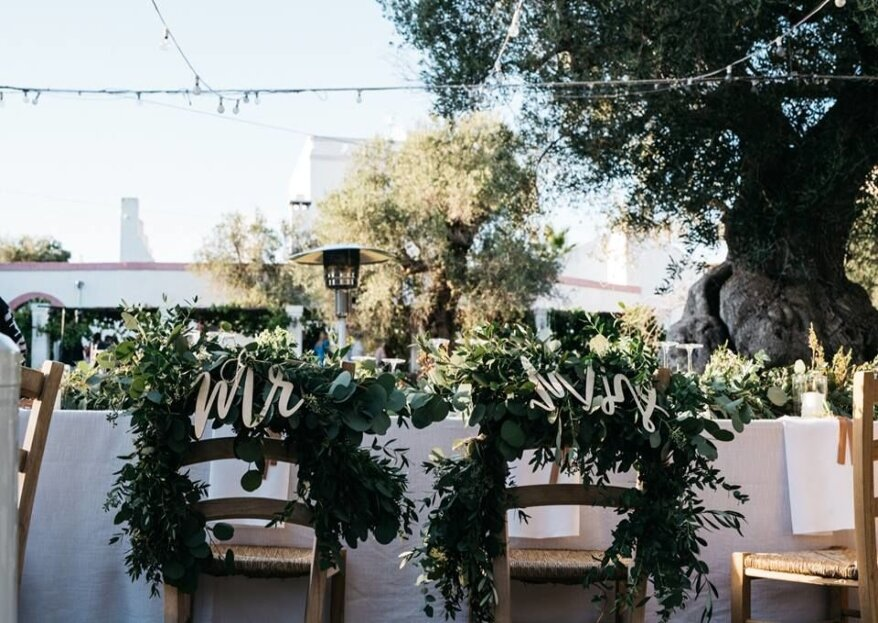 Lia Serra Apulia Wedding: l'evento più glamour del wedding in puglia vi aspetta