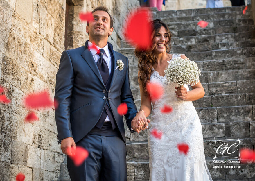 2019 Recommendations: Planners, Photographers and Venues for a Wedding in Italy