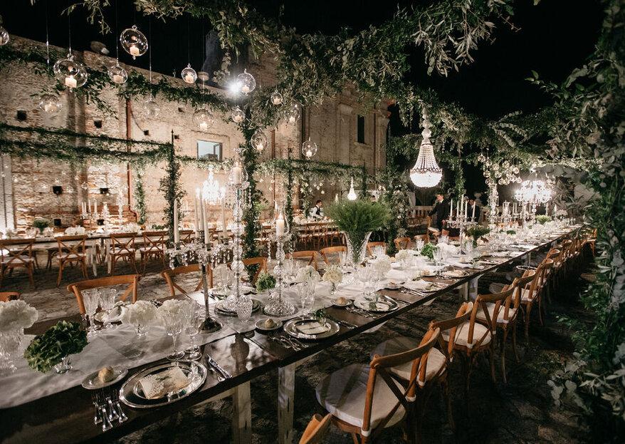 L'Italia è così: con spazi verdi, luminosi e ricchi di storia